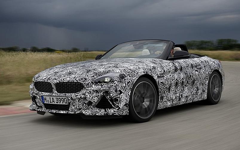 BMW анонсувала прем'єру нової серійної моделі