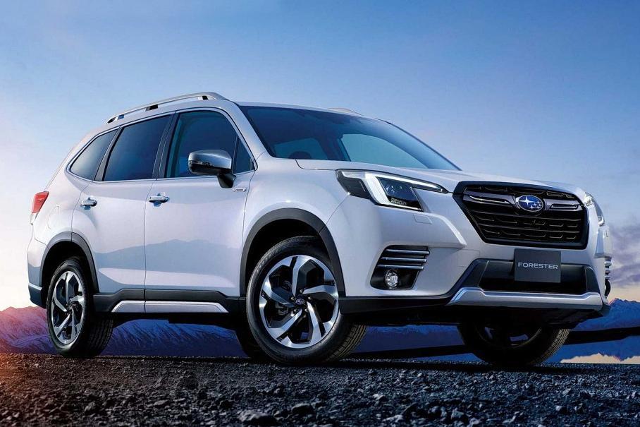Новий Subaru Forester 2021: інформація та ФОТО