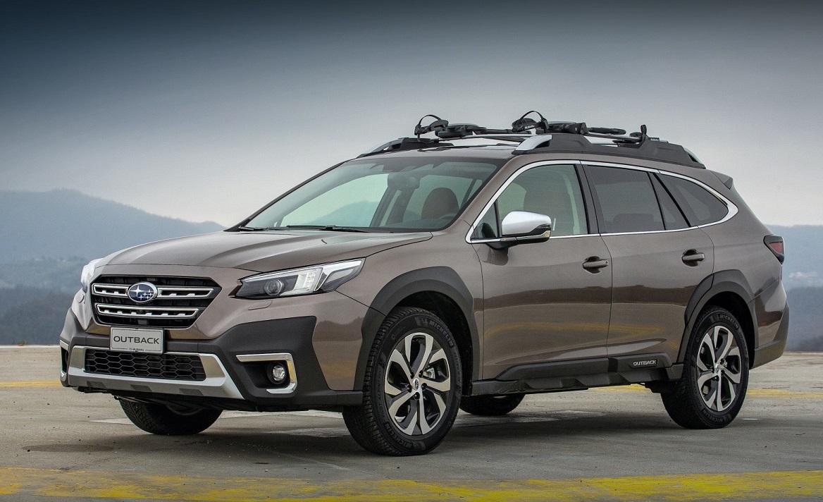 Новий Subaru Outback 2021 виходить на ринок Європи