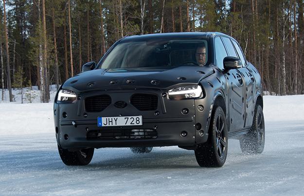 Новий Volvo XC90 готовий до виходу на ринок