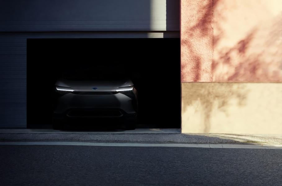 Новий японський електромобіль від Toyota