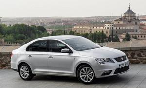 SEAT Toledo нового покоління надійде в продаж в листопаді