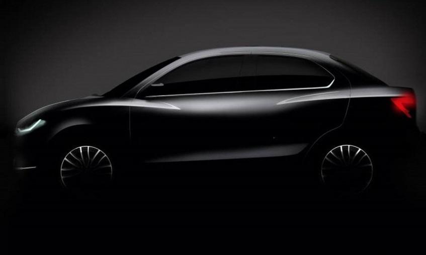 Новий седан від Suzuki: офіційне зображення