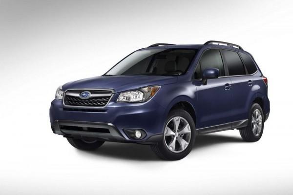 Офіційні зображення нового нового Subaru Forester