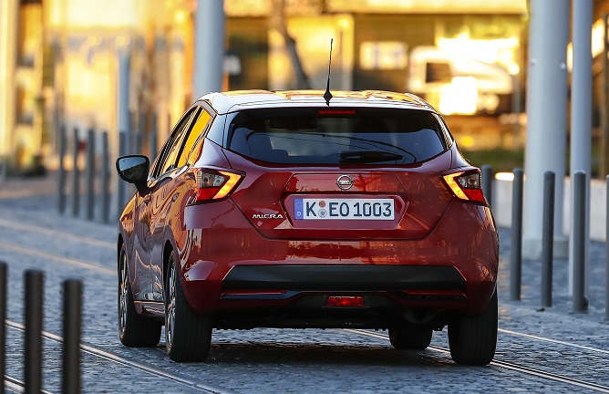 Що відомо про нову Nissan Micra?