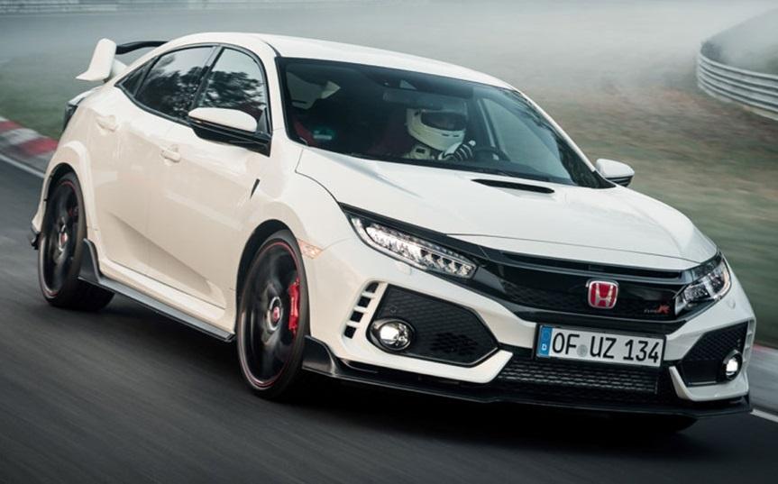 Оголошено ціни на нову Honda Civic
