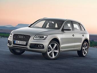 Audi Q5 оновився і отримав нові мотори