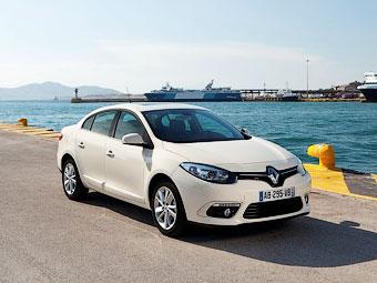 Renault Fluence оновили