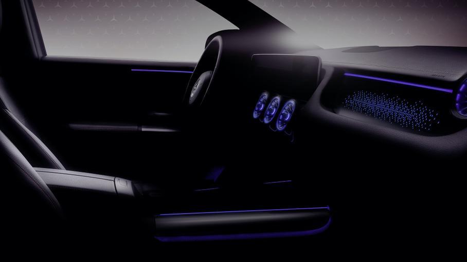 Прем'єра нового електрокроссовера від Mercedes-Benz