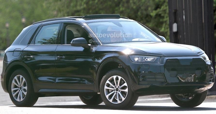 Audi Q5 2017 повністю готовий