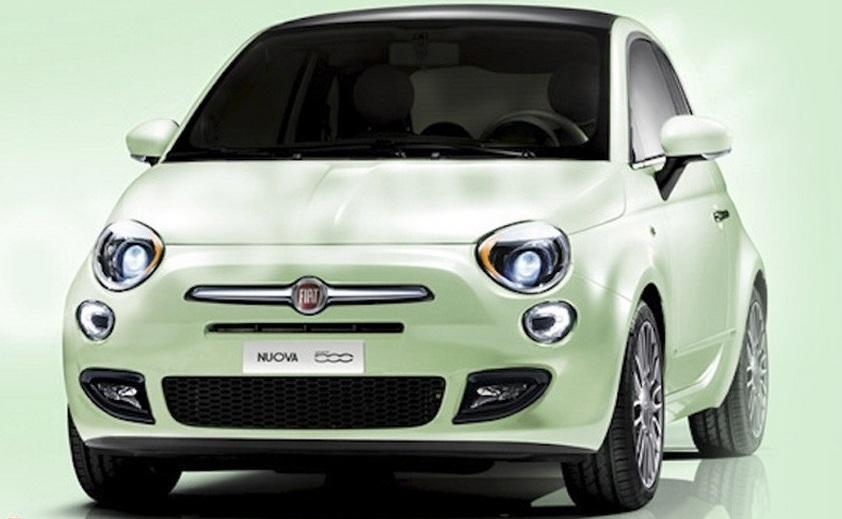Новий Fiat 500: офіційна презентація