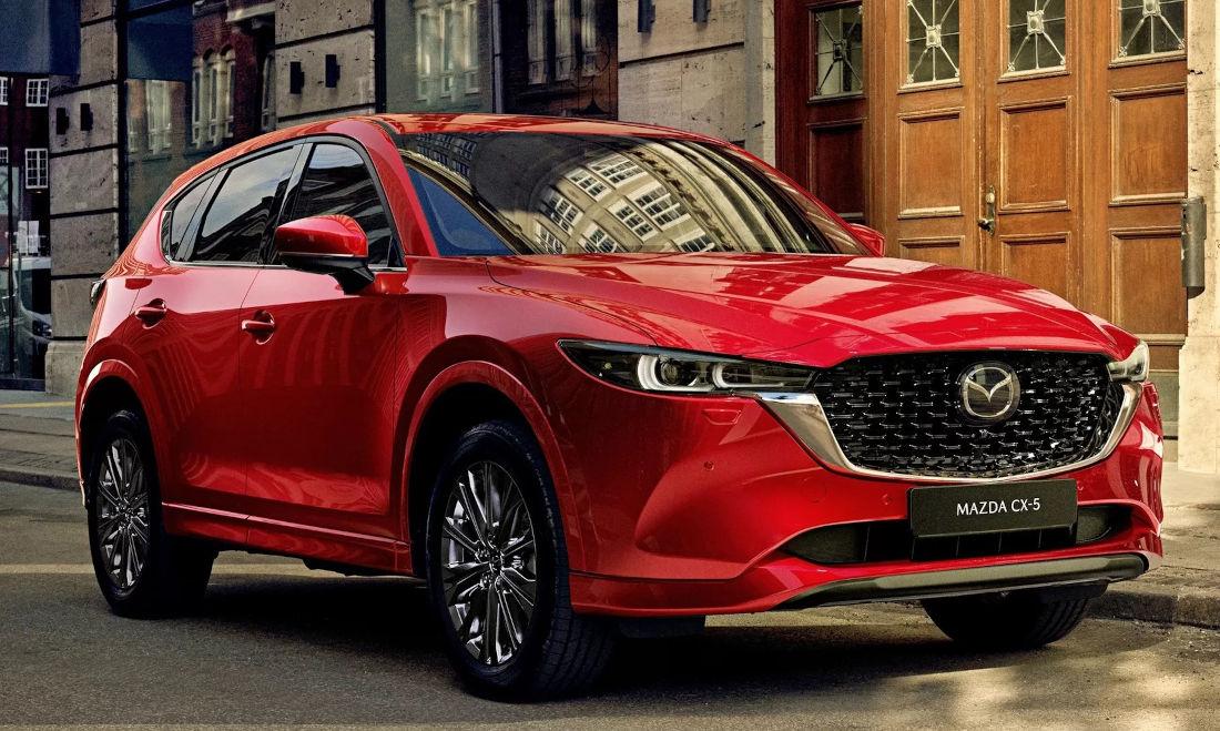 Оновлений Mazda CX-5: більше комфорту і спроба обійти Subaru на повному приводі