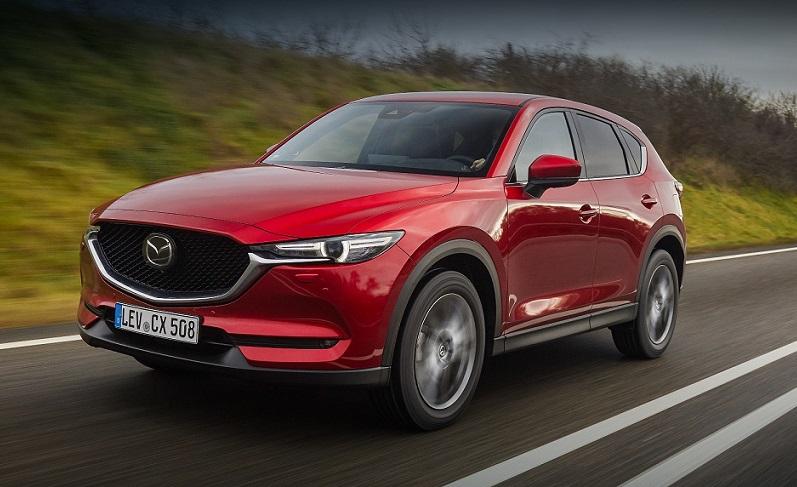 Оновлення Mazda CX-5 2021 модельного року