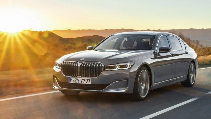 BMW представила оновлену 7 Series