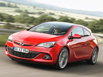 Opel Astra - офіційні зображення