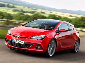 Трехдверка Opel Astra отримала премію за дизайн