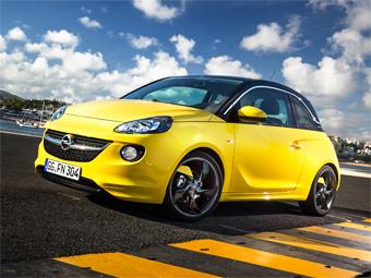 Opel заощадить на відкритій версії Adam