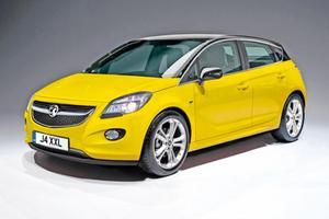 Opel Corsa 2014: перші зображення