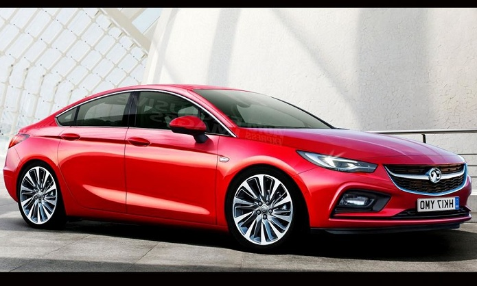 Новий Opel Insignia: перша інформація