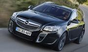 Opel тестує OPC-версію универсала Insignia