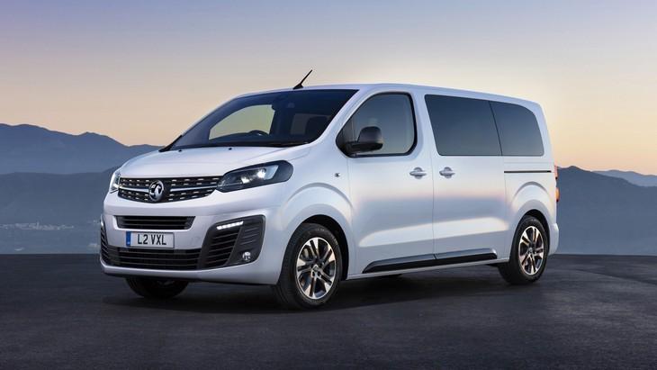 Opel представив абсолютно новий Vivaro Life