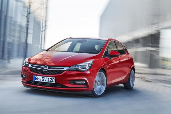 Opel представив Astra K