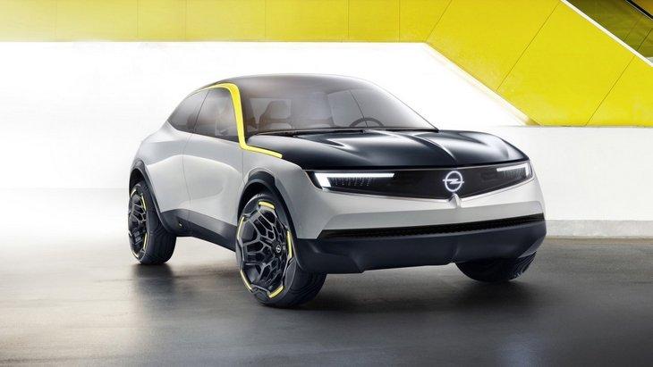 Opel випустить 8 нових моделей