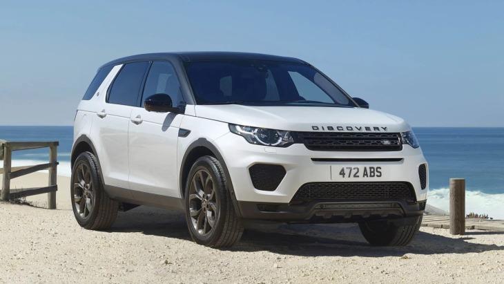 Land Rover Discovery Sport отримав нову версію