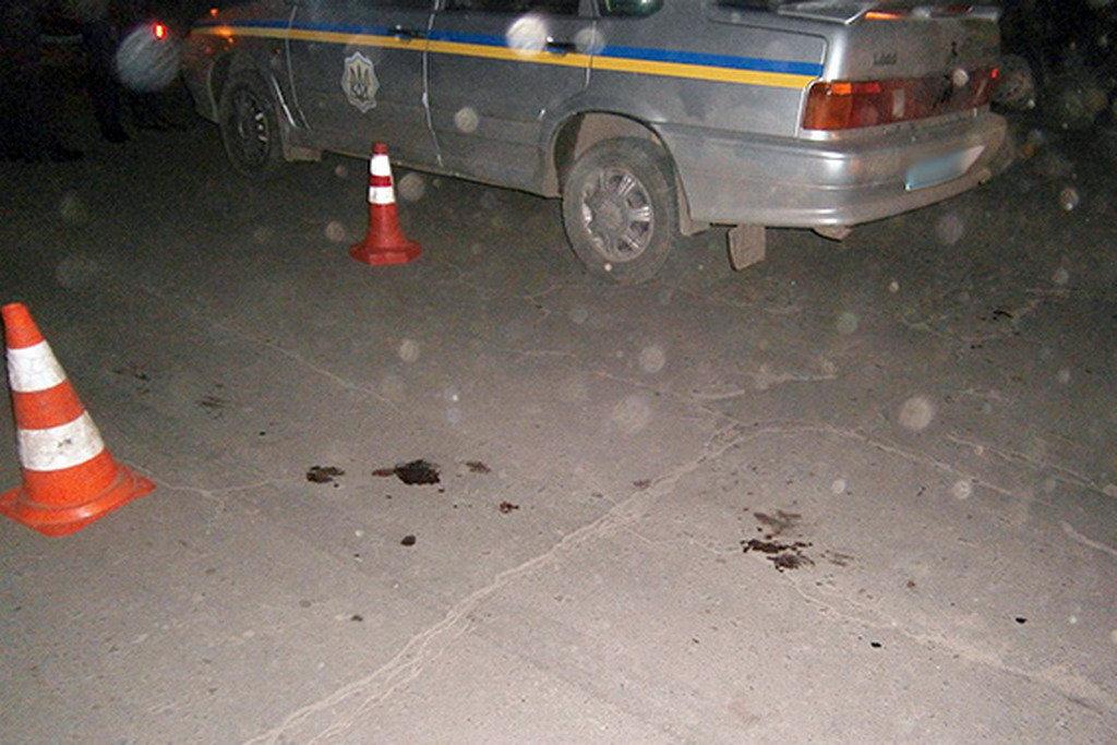 Напад на автомобіль поліції: злочинців затримано