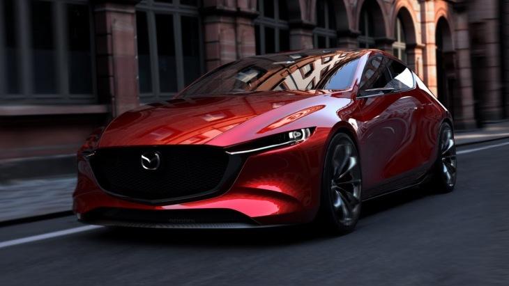 У Токіо презентували передвісника нової Mazda3