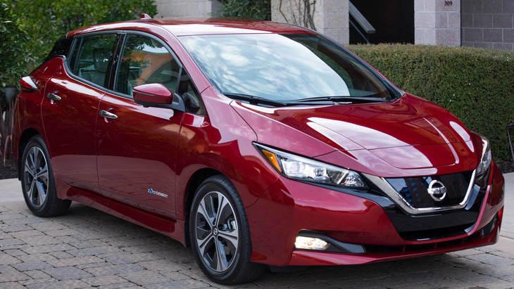 Перші офіційні подробиці про новий Nissan Leaf 2019