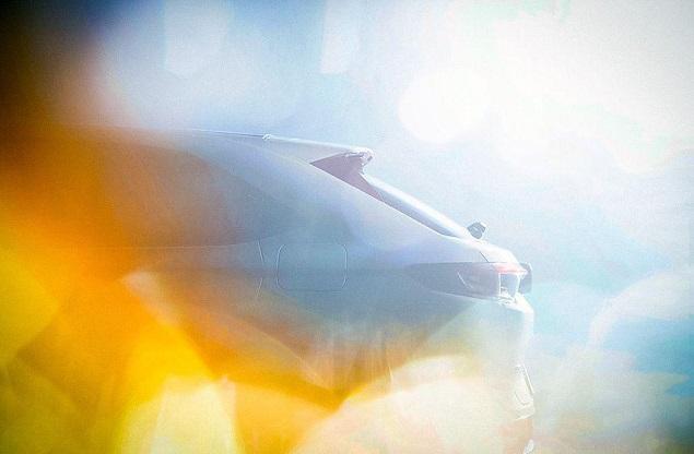 Перші зображення нового Honda HR-V