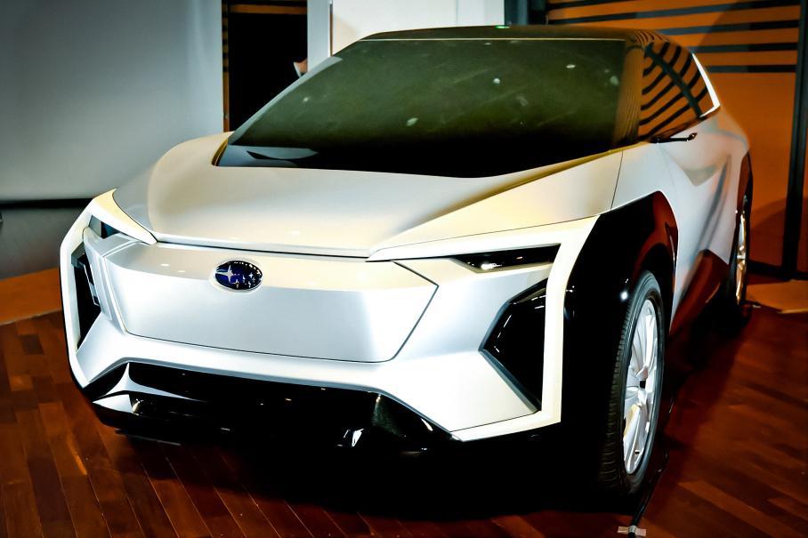 З'явилися деталі про перший електрокар Subaru