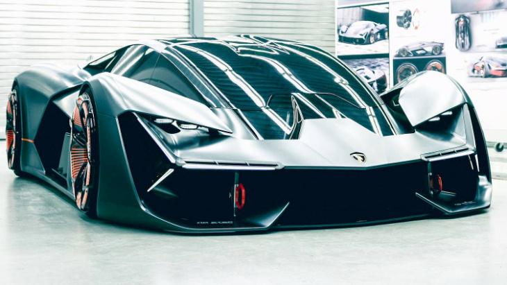 Перший гібридний суперкар від Lamborghini