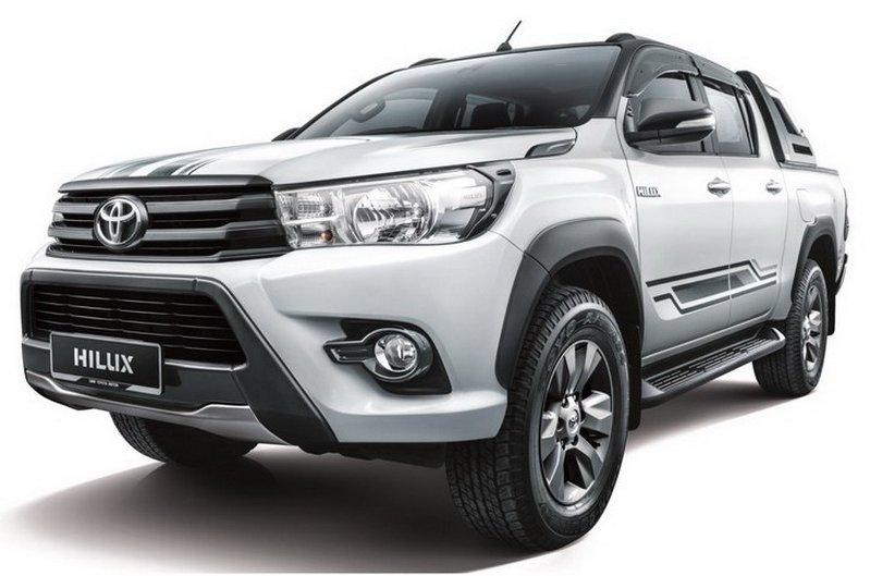 Пікап Toyota Hilux отримав нову модифікацію