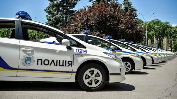 Поліції знову довелося застосувати зброю під час погоні за автомобілем