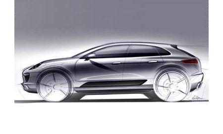 Porsche випустить шість модифікацій кросовера Macan