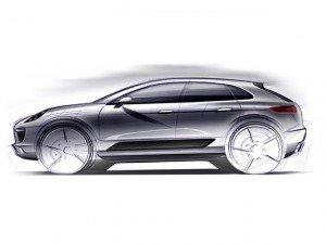 Новий кросовер Porsche буде дуже швидким