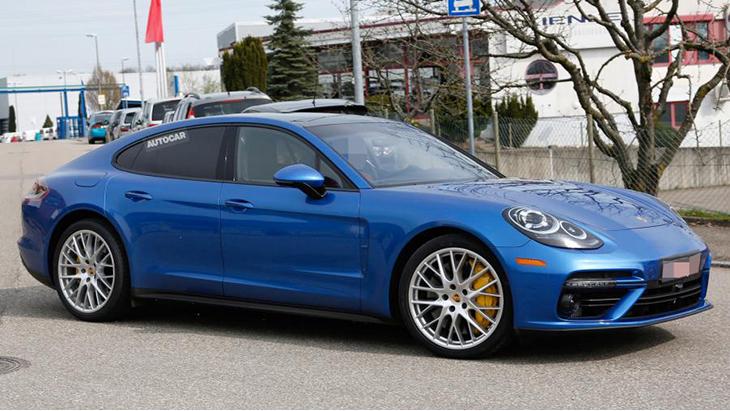 Porsche Panamera: перші фото новинки