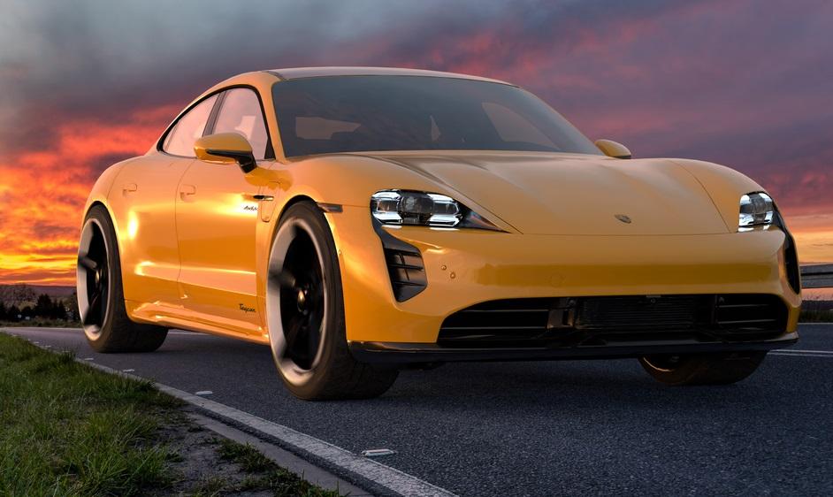 Тріумф електрики: Porsche Taycan обігнав за продажами культову модель 911