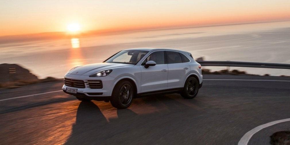 Porsche зупиняє продаж автомобілів через невідповідність екологічним нормам