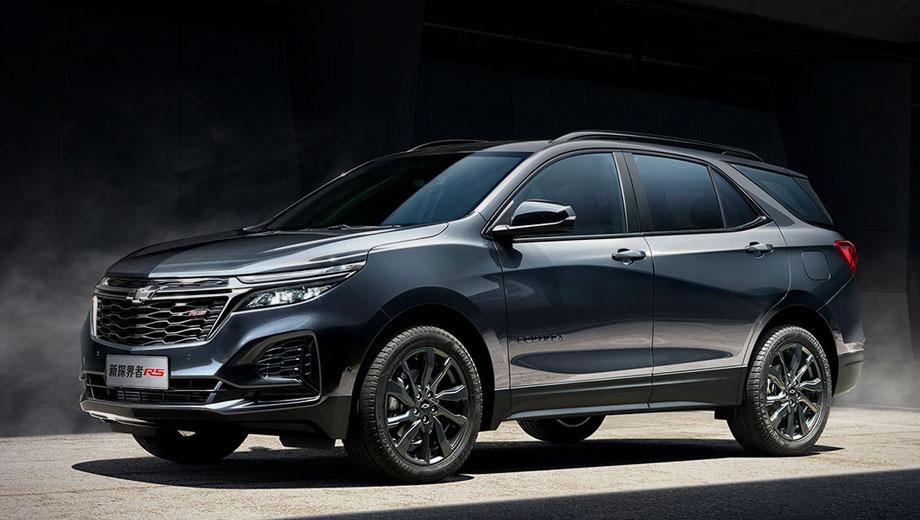 Позашляховик Chevrolet Equinox із 2022 року стане електромобілем