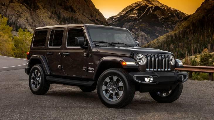 Jeep Wrangler 2019: оголошено ціни нового позашляховика