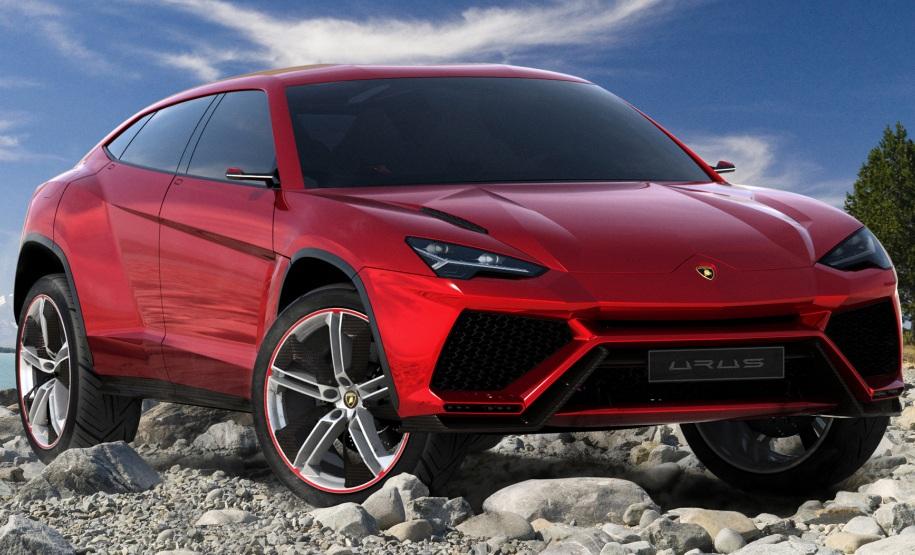 Позашляховик Lamborghini Urus виходить на ринок