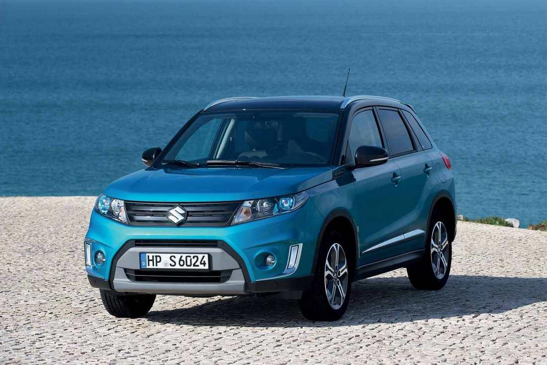 Позашляховик Suzuki Vitara: старт продажів