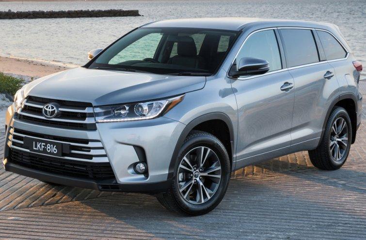 Toyota Highlander 2017: позашляховик отримав значні зміни