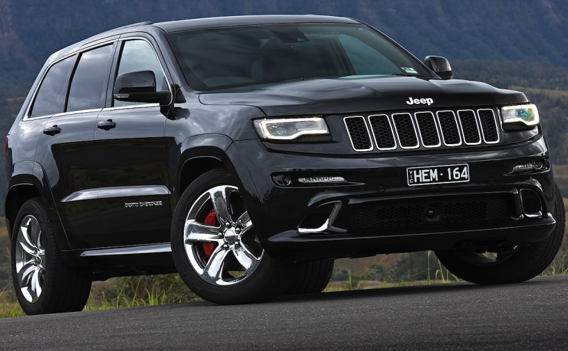 Jeep призупинив виробництво позашляховиків