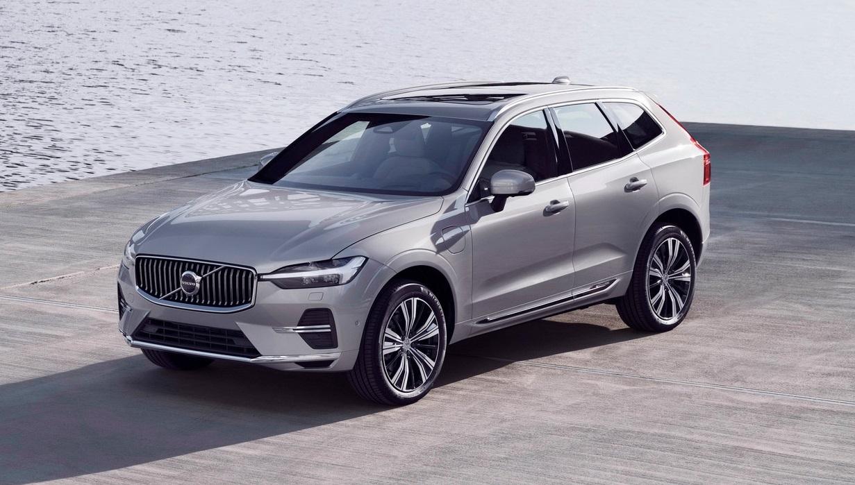 Представлено оновлений Volvo XC60