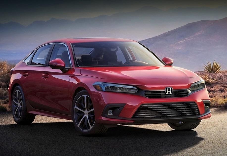 Прем'єра Honda Civic 2021: офіційне зображення новинки (ФОТО)