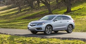 Нове покоління Acura RDX показали офіційно